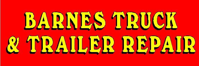 Barnes Truck & Trailer Repair
